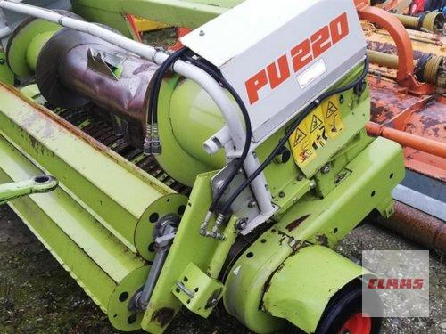 Claas PU 220 Årsmodell 2000 Töging am Inn