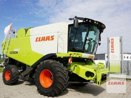Claas LEXION 660