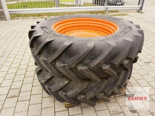 Michelin Satz Räder 480/70 R38