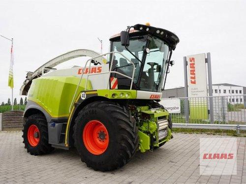 Claas Jaguar 950 Bouwjaar 2014 Töging am Inn