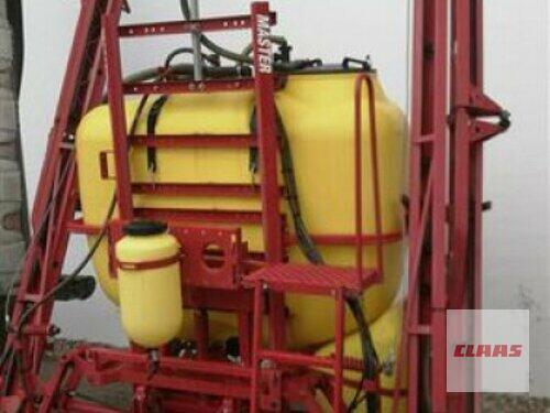 Hardi Master 900 Liter 12 Meter