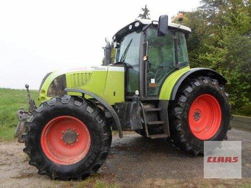 Claas Ares 657 ATZ Baujahr 2007 Töging am Inn