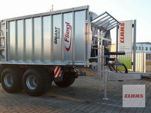 Fliegl Gigant Fox-Asw 256 Compact Fli Год выпуска 2020 Töging am Inn