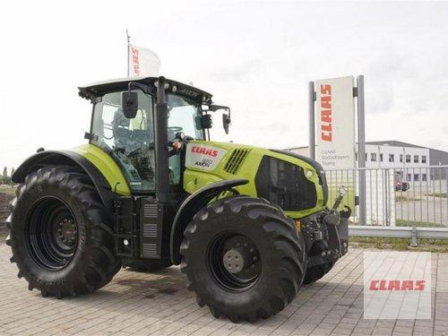 Claas Axion 870 Cmatic (Vfm) Årsmodell 2016 4-hjulsdrift
