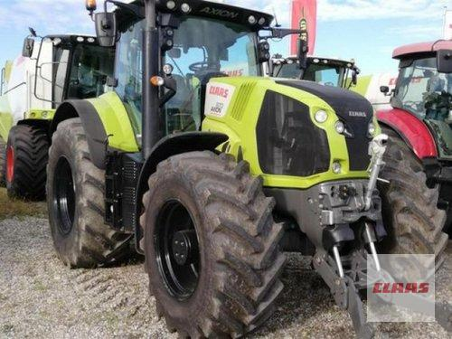 Claas Axion 870 Cmatic Årsmodell 2016 4-hjulsdrift