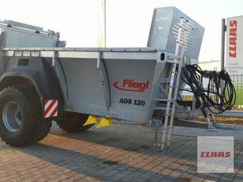 Fliegl Ads 120/15 Anul fabricaţiei 2019 Töging am Inn
