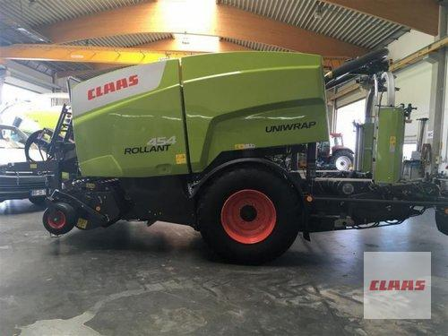 Claas ROLLANT 454 RC UNIWRAP (VF)