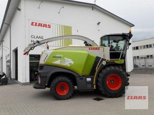Claas JAGUAR 850 4-TRAC-TIER 4F