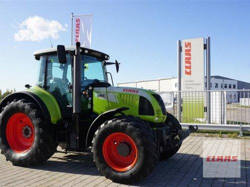 Claas Arion 640 Cebis Year of Build 2011 4WD