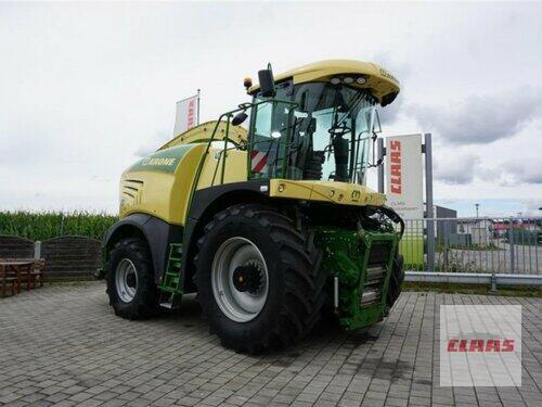 Krone Big X 630 Reduziert!!! Año de fabricación 2017 Accionamiento 4 ruedas