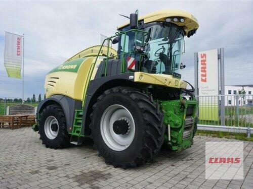 Krone Big X 580