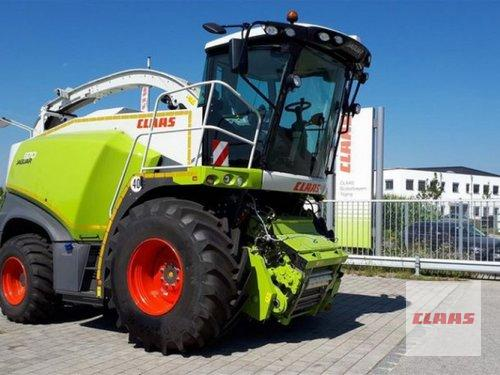 Claas JAGUAR 870 TIER 4