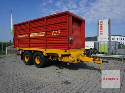 Lade- & Silierwagen Sonstige/Other - RAPIDE 125 S