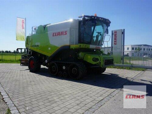 Mähdrescher Claas - LEXION 670 TT
