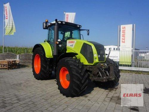 Claas Axion 810 Byggeår 2012 A/C