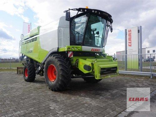Claas Lexion 660 Byggeår 2018 Töging am Inn