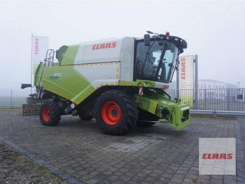 Claas Tucano 430 Montana Stage V +Sw Year of Build 2018 Töging am Inn