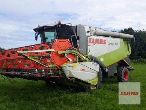 Claas Lexion 540 C Premium Year of Build 2010 Töging am Inn