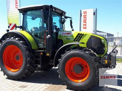 Claas ARION 650 ST5 CMATIC CEBIS