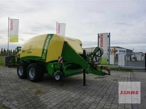Krone Bigpack 1270 Vc Año de fabricación 2020 Töging am Inn