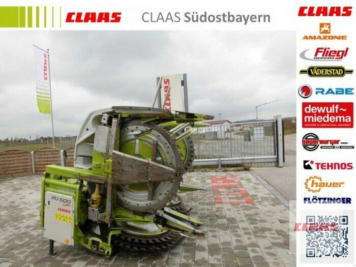Claas RU 600 CONTOUR CT, 8 Reihig