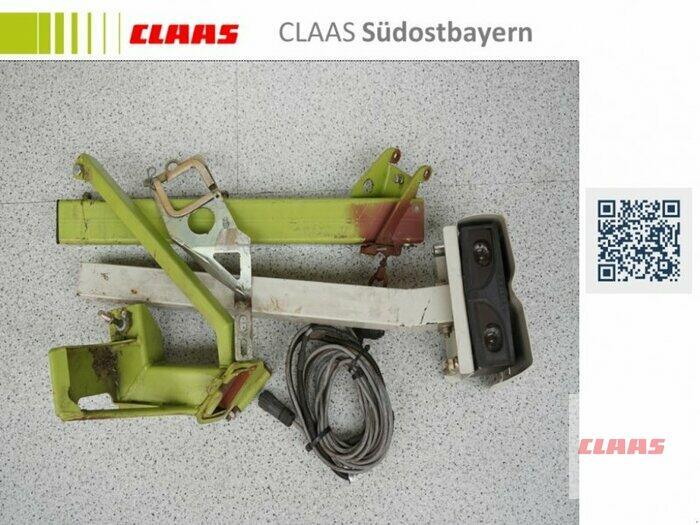 Claas Laserpilotkopf mit Halterung