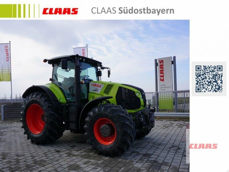 Claas Axion 830 CMATIC_Allradautomatik