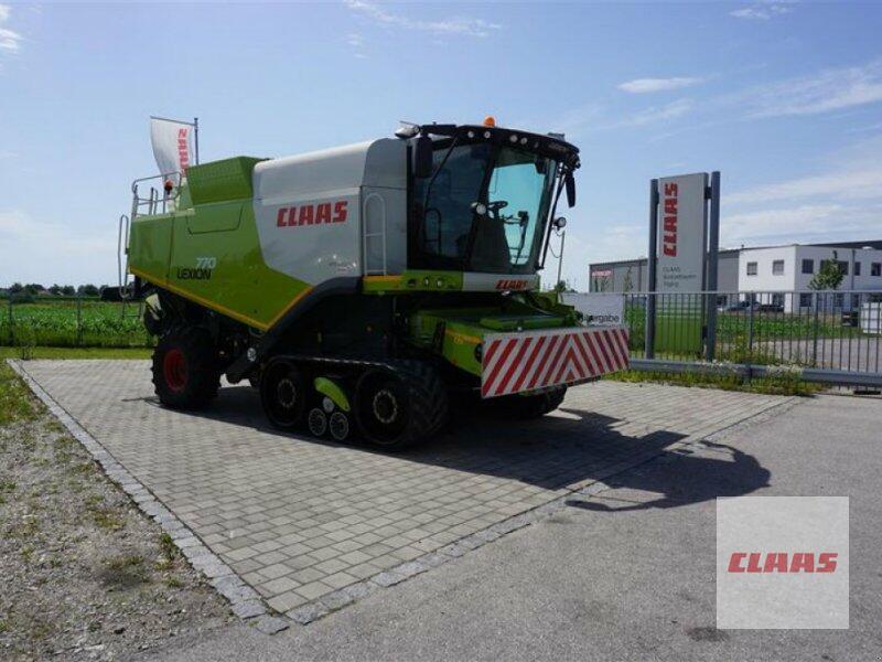 Claas MÄHDRESCHER CLAAS LEXION 770 T