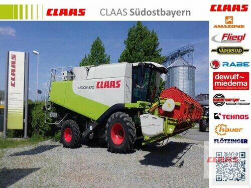 Claas Lexion 570 Mengkofen