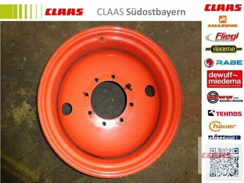 Claas Titan 2 W12x28 Mengkofen