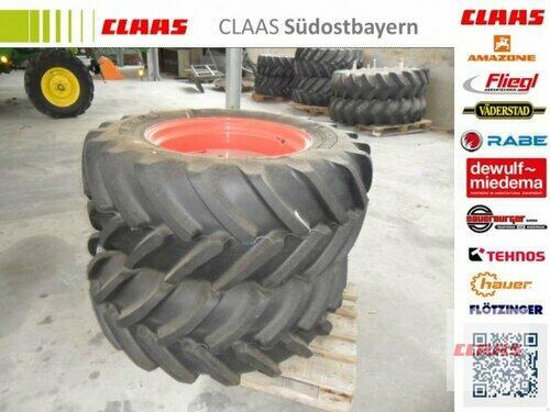 Komplettrad Michelin - 440/65R28