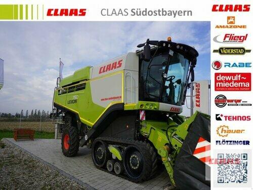 Claas LEXION 750 TERRA TRAC Vorführmaschine 30 km/h, 4D-Reinigung