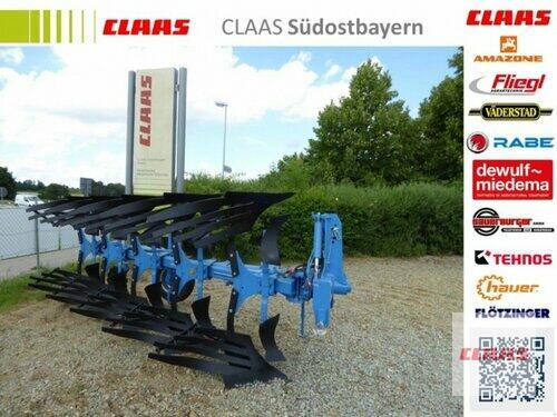 Rabe ALBATROS 120 M V / 80 Neumaschine 5 furchig, hydraulische Sc