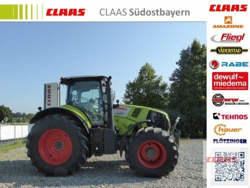 Claas Axion 870 Cmatic Byggeår 2017 A/C