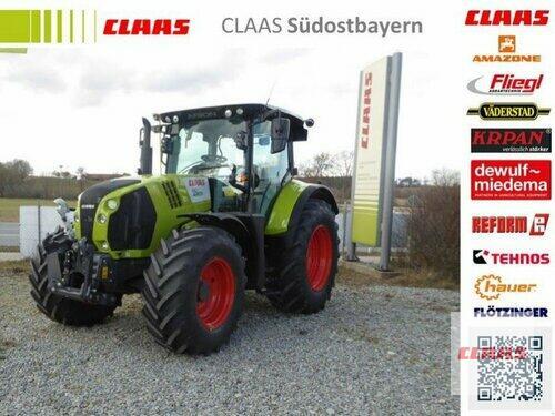 Claas Arion 610 CIS anno di costruzione 2018 4 Trazione Ruote