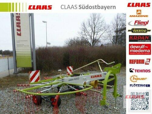 Claas LINER 420