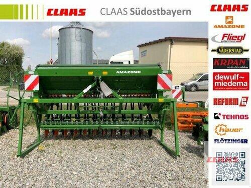 Drill-/Sämaschine Amazone - AD 3000 SUPER mit KG 3000 Special