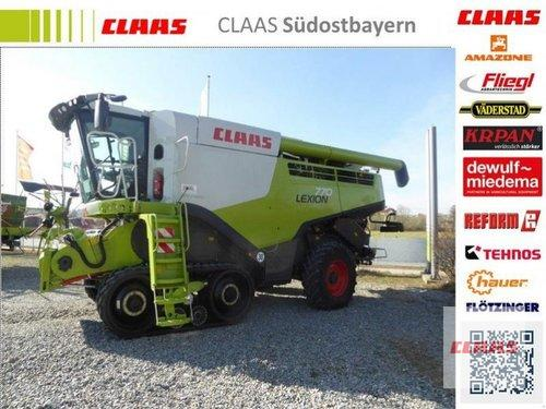 Claas Lexion 770 Terra Trac Year of Build 2015 Mengkofen