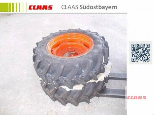 Claas Räder 280/85 R24 + 420/85 R30 Mengkofen