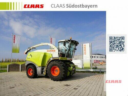 Claas HÄCKSLER JAGUAR 950_ALLRAD
