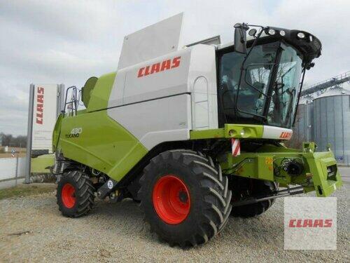 Claas TUCANO 430 - TIER 4F