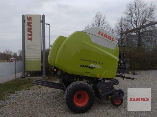 Claas VARIANT 460 RC PRO