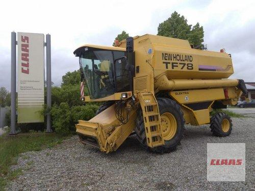 New Holland TF 78 Baujahr 1997 Mengkofen
