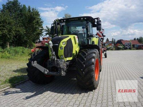 Claas Arion 660 Cmatic Cebis Год выпуска 2020 Mengkofen