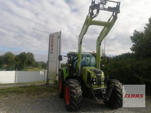 Claas Arion 460 CIS+ Εμπρόσθιο σύστημα φόρτωσης Έτος κατασκευής 2016
