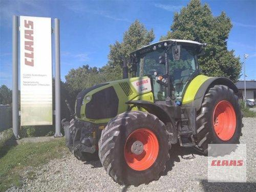 Claas - AXION 870 CMATIC