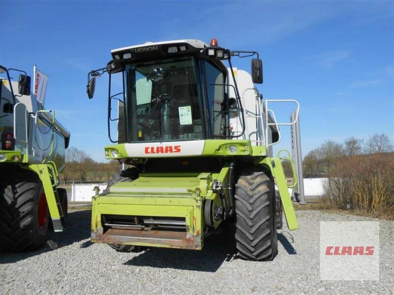 Claas LEXION 540 MIT SW C660