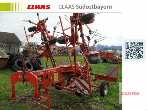 Kuhn Gf 8501 To Año de fabricación 2008 Obersöchering
