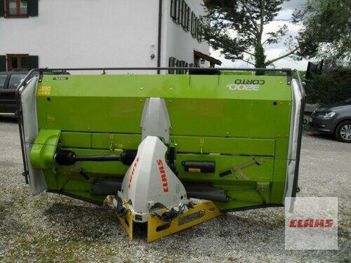 Claas - CORTO 3200 F