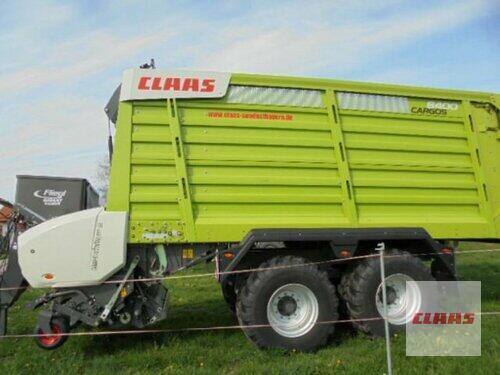 Claas Cargos 8400 Рік виробництва 2016 Obersöchering